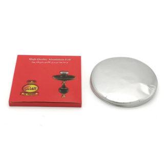 45pcs No Hole Aluminium Foil Special for Shisha.